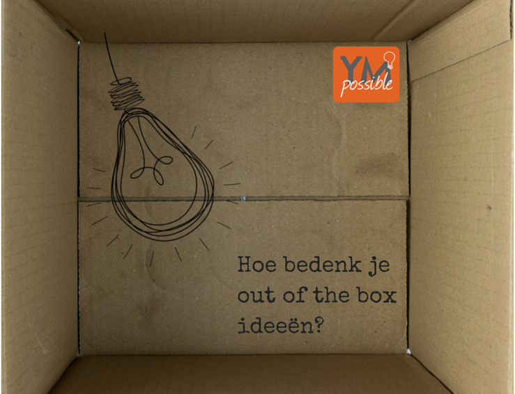 Hoe bedenk je out of the box ideeën-