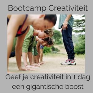 Bootcamp Creativiteit