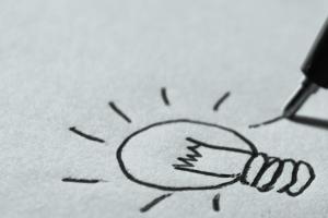 Hoeveel ideeën heb jij op de plank liggen?