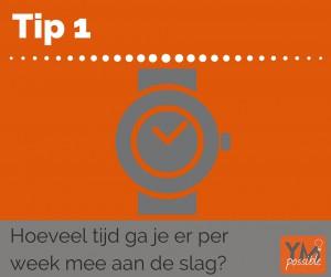 Tip 1_tijd