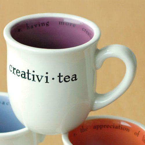 Dagelijkse creativiteit: creatief met thee